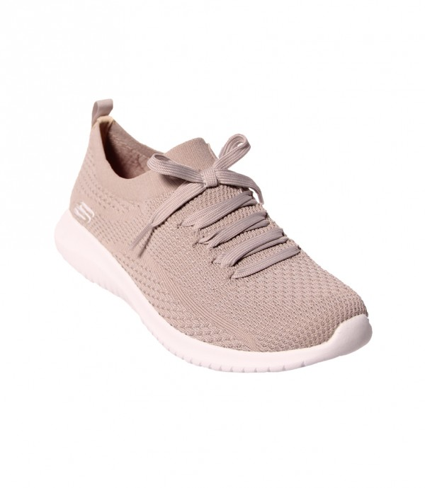 Ultra Flex - Statements in Taupe by Skechers