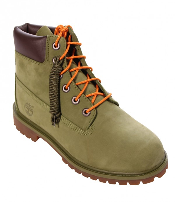 6'' WP Boot in Pesto Waterbuck by Timberland