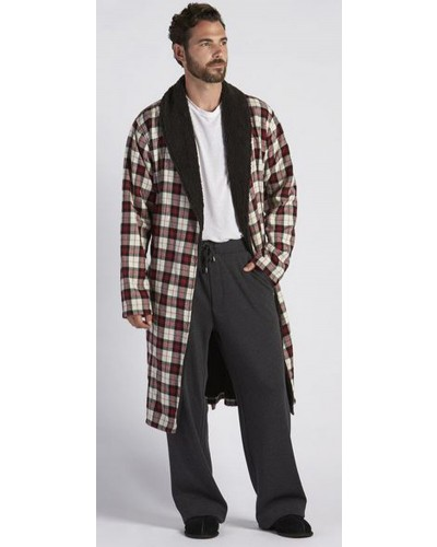 Kalib in Plaid Timeless Red by UGG