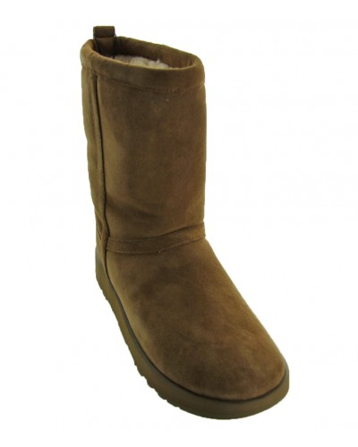 Classic Short Waterproof in Chestnut by UGG