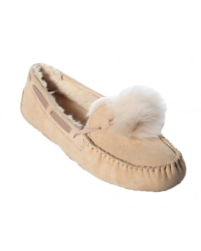 Dakota Pom Pom in Cream by UGG