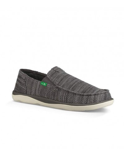 Vagabond Tripper Mesh in Charcoal by Sanuk