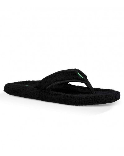 Furreal Classic Chill in Black by Sanuk