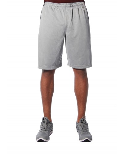Tech Mesh Short stl/blk by Under Armour