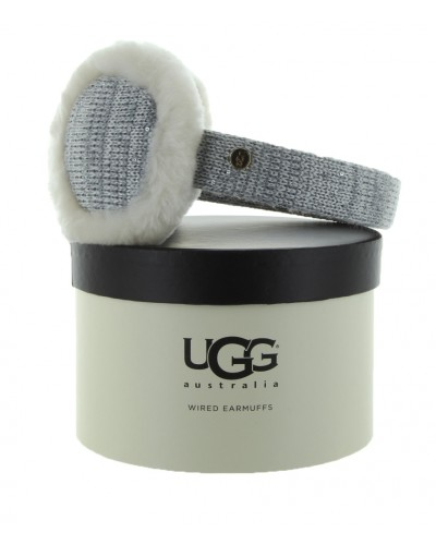 Marled Earmuff W/Speaker in Sand by UGG