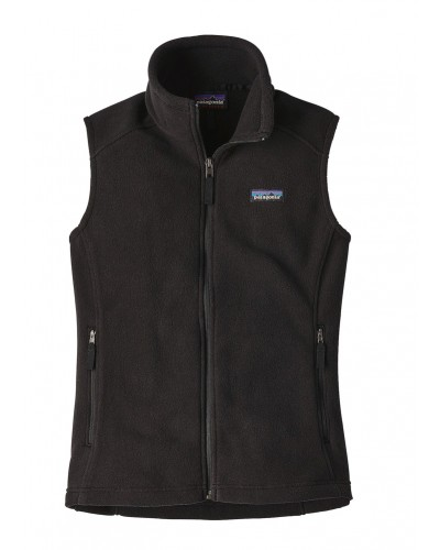 Classic Synch Vest in Black by Patagonia