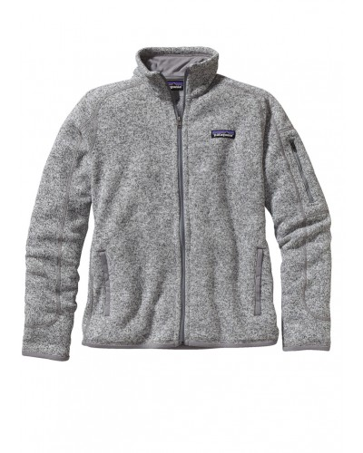Better Sweater Jacket in Birch White by Patagonia