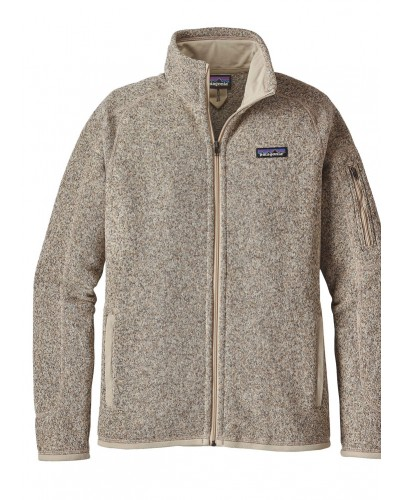 Women's Better Sweater Jacket in Pelican by Patagonia