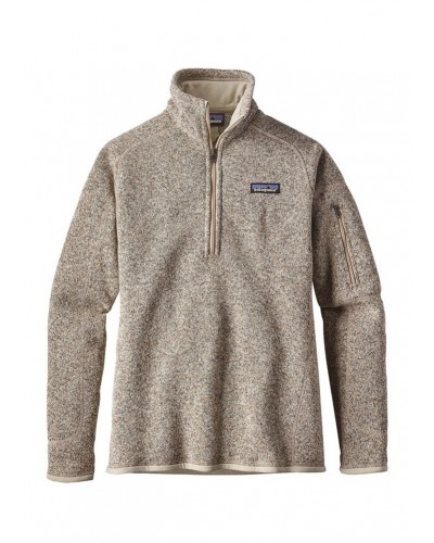 Better Sweater 1/4 Zip in Pelican by Patagonia