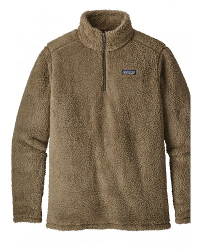 Los Gatos 1/4 Zip in Dark Ash by Patagonia