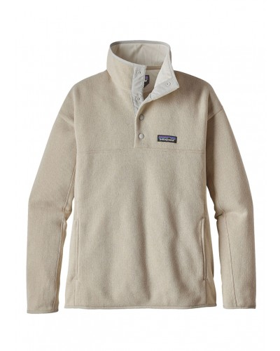 LW Better Sweater Marsupial Pullover in Bleached Stone by Patagonia