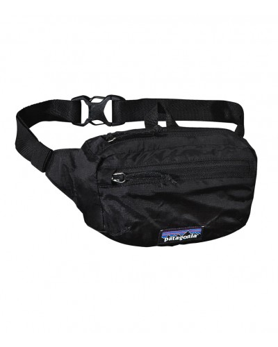 Travel Mini Hip Pack in Black by Patagonia