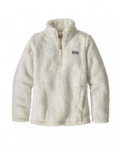 1/4 Zip Los Gatos in Birch White by Patagonia