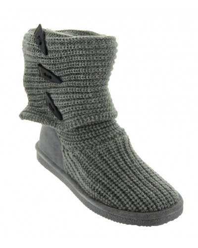 Knit Tall in Grey by Bear Paw