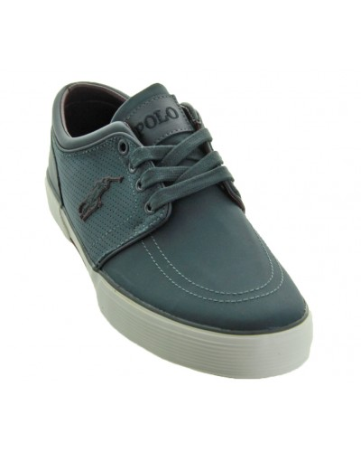 Faxon Low in Dk Car Grey by Polo Ralph Lauren Footwear