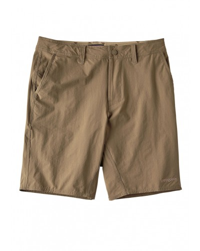 Men's Stretch Wavefarer Walk Shorts - 20 in. - in Ash Tan by Patagonia