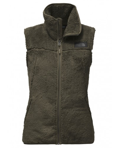 Khampfire Vest in New Taupe Green by The North Face