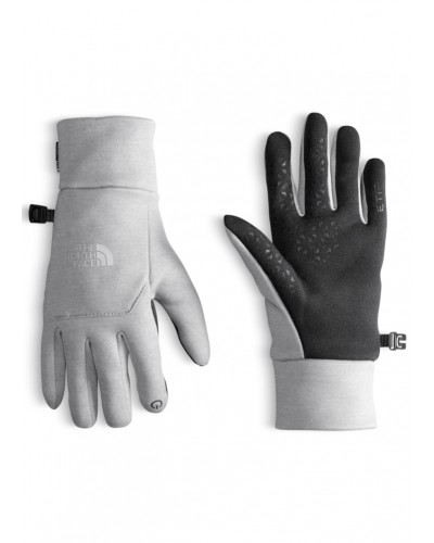 Etip Gloves in TNF Light Grey Heather by The North Face