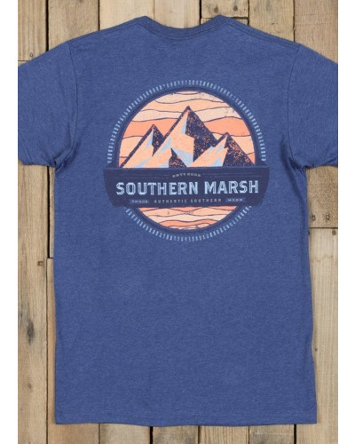 Branding Summit in Washed Navy by Southern Marsh