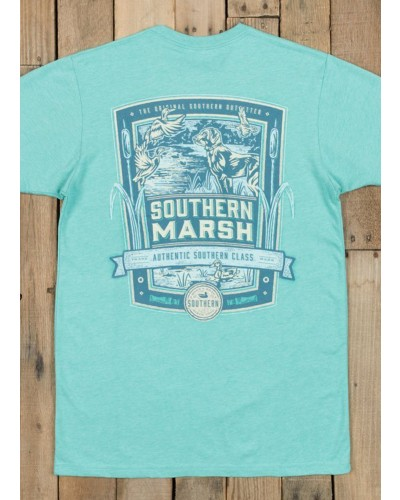 Genuine Duck Hunting in Washed Kelly by Southern Marsh