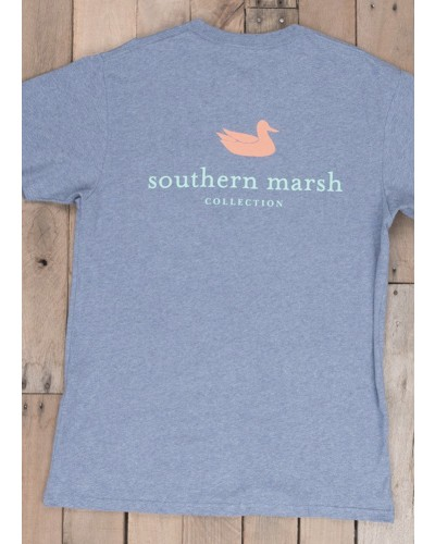 Authentic in Washed Slate by Southern Marsh