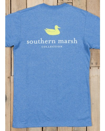 Authentic in Washed Oxford by Southern Marsh