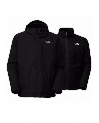 Atlas Triclimate Jacket in TNF Black by The North Face