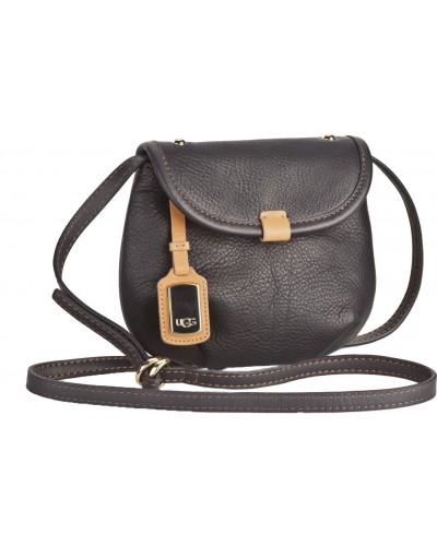 Classic Mini Flap in BKAU by UGG