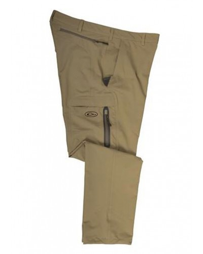 Canvas Waterfowl Pant in Khaki by Drake