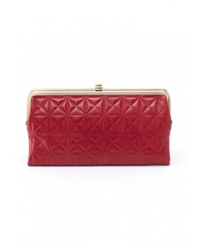 Lauren in Embossed Cardinal by Hobo