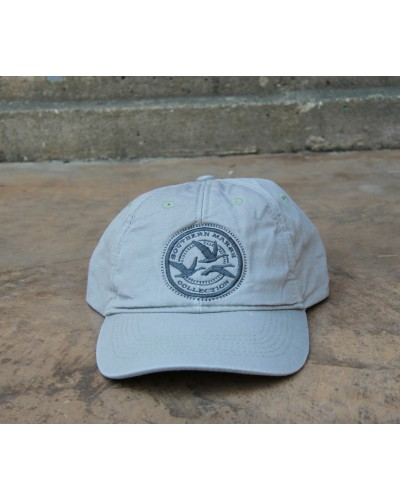 Thompson Twill Hat Geese Burnt Taupe by Southern Marsh