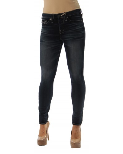 Dana High Rise Curvy Skinny in 12Yr Kelsey by Big Star