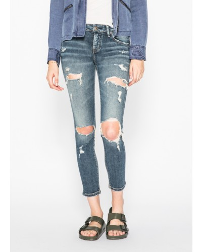 Kenni in Indigo by Silver Jeans