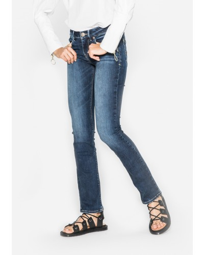 Avery Slim Boot in Indigo by Silver Jeans