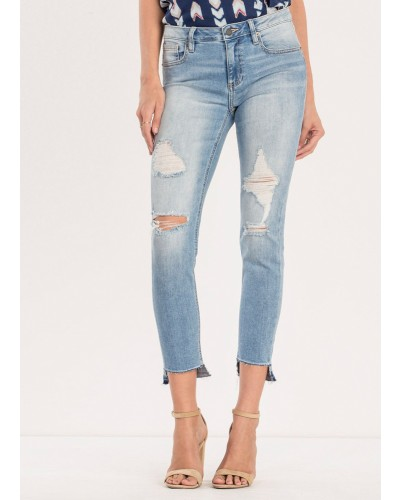 Ankle Skinny in Lt 170 by Miss Me