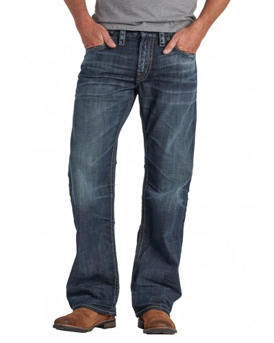 Zac in Indigo by Silver Jeans Company
