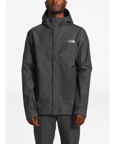 Men's Tall Venture 2 Jacket - Tall in TNF Dark Grey Heather by The North Face