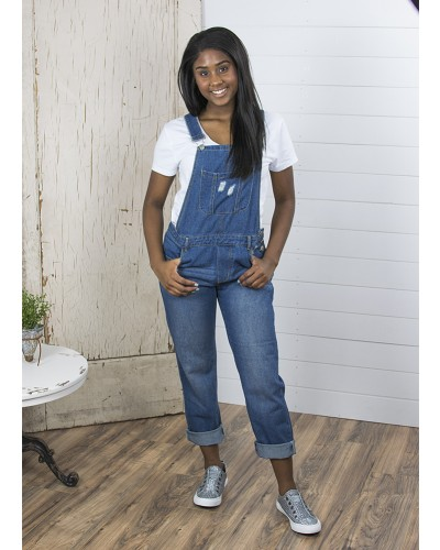 Overall in Denim
