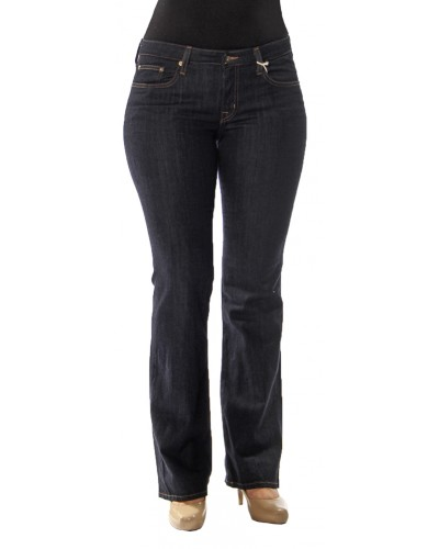 Remy Bootcut Mid Rise Jean in Wic by Big Star Jeans