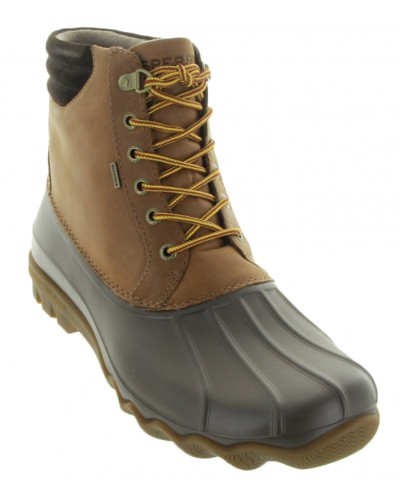 Avenue Duck Boot in Tan/Brown by Sperry Top Sider