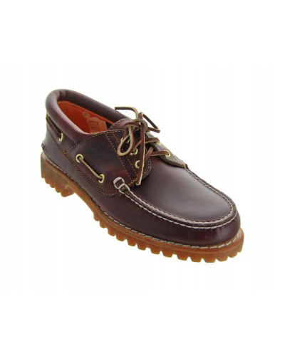 Timberland Authentic 3-Eye Classic Lug by Timberland