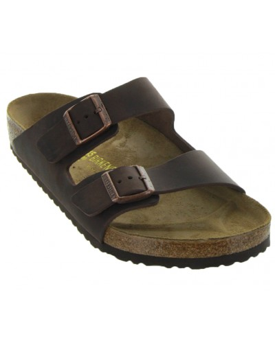 Arizona Habana Leather by Birkenstock