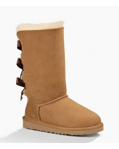 Bailey Bow Tall in Chestnut by UGG