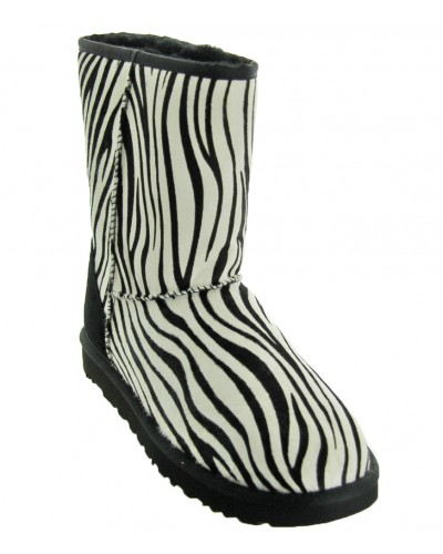 Classic Short Exotic in Zebra by UGG