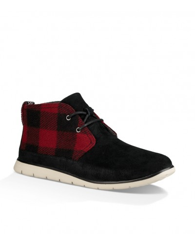 Freamon Plaid in Redwood by UGG