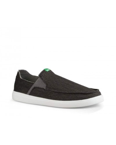 Pick Pocket Slip On in Black by Sanuk