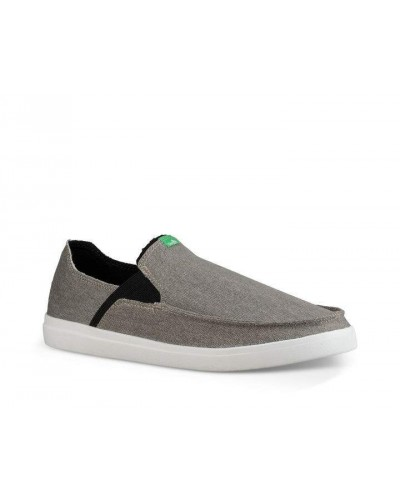 Pick Pocket Slip On in Grey by Sanuk