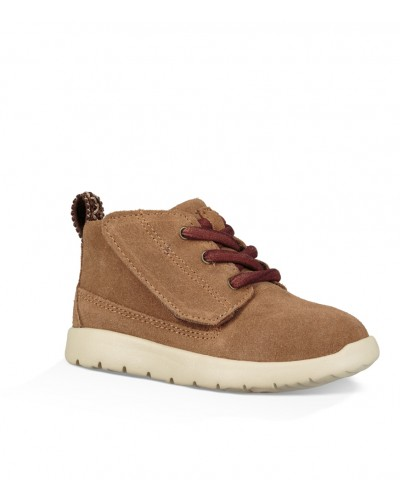 Toddler Canoe Suede in Chestnut by UGG