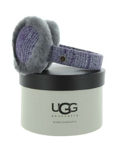 Marled Earmuff W/Speaker in Grey Htr by UGG