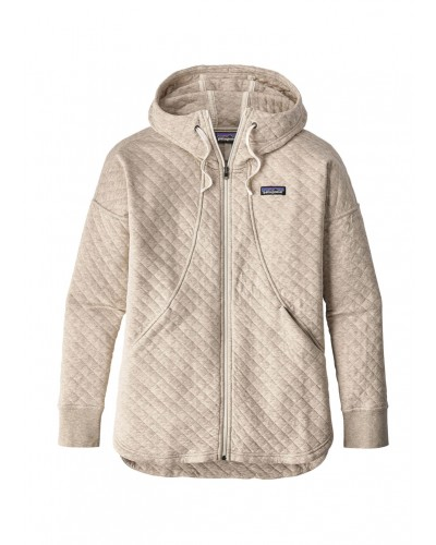 Cotton Quilt Hoody in Birch White by Patagonia